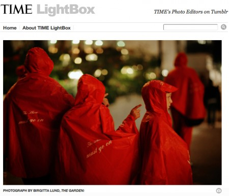 TIME-lightbox